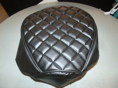 Baja Warrior Heat Black Diamond Seat Upholstery