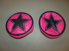 Off Road Pink Light Covers Stars