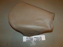 Coleman CT200U-EX Mini Bike Seat Upholstery Tan