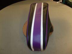 AAAA DB30 purple grey and black stripes