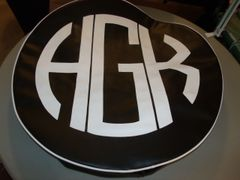 Monogram Spare Tire Cover CBL HGK