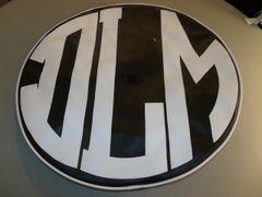 Monogram Spare Tire Cover CBL DLM