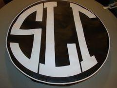 Monogram Spare Tire Cover CBL SLT