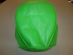 Baja Warrior heat Mini Bike Seat Upholstery Lime Green