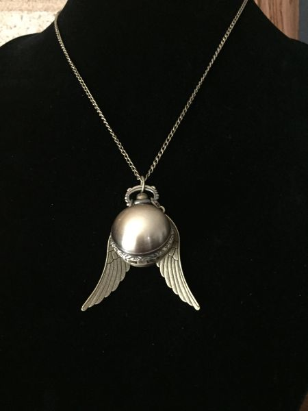The Golden Snitch! It's also a watch