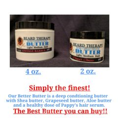 Beard Therapy Deep Conditioning Butter