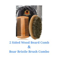 Comb & Brush Combo