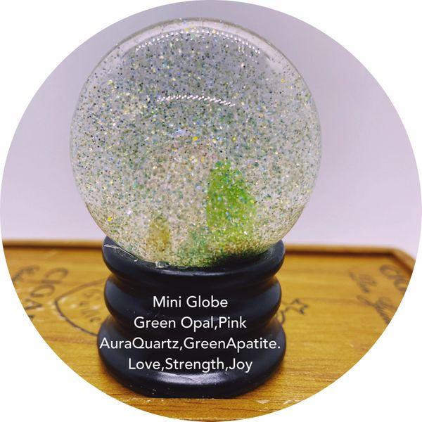 Magical Mini Globes