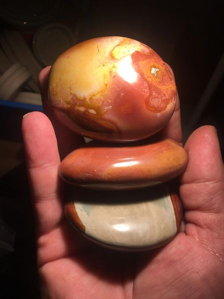 The Wonderstone ~ Smooth & Calming ~ Tranquil vibes.