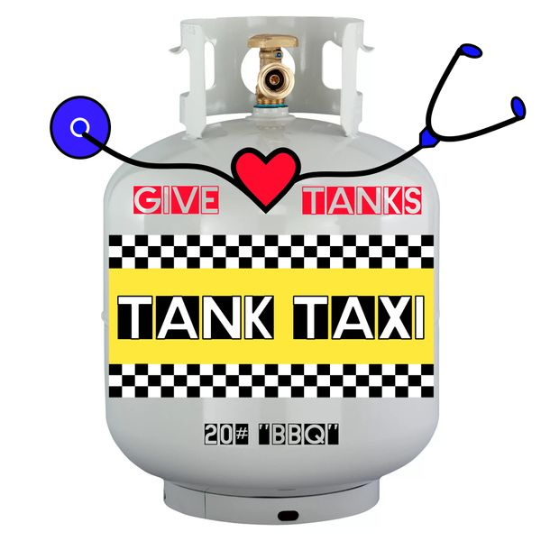 Give Tanks (Propane Tank Exchange)