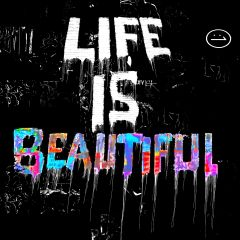 """Life Is Beautiful"" Original or Canvas Print"