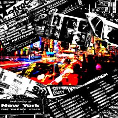 """NYC: The Pulse"" Canvas Print or Original"