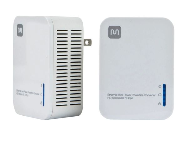 Network - Ethernet over Power Powerline Converter 1Gbps