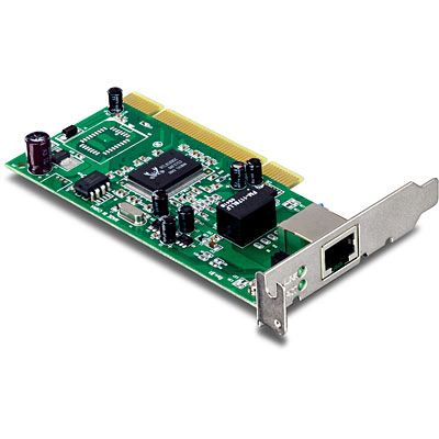 Network - Low Profile Gigabit PCI Adapter