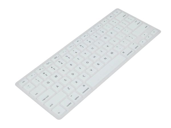 Keyboard - Peel Keyboard Cover and Screen Cushion for 13-inch MacBook® Air - White