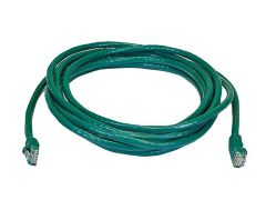 Cable - Cat5e 24AWG UTP Ethernet Network Patch Cable, 14ft Green