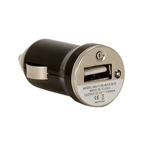 Charger - Mini Car Charger (Black)