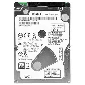 """Hard Drive - Laptop 500GB SATA600 5400RPM 8MB 2.5"""""""