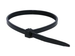 Cable Management - Cable Tie 8 inch 40LBS, 100pcs/Pack - Black