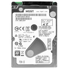 Hard Drive - Laptop 1TB SATA600 5400RPM 8MB 2.5""