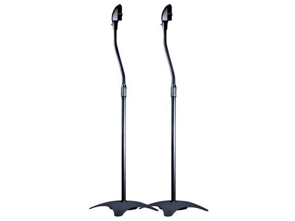 Speaker Stand - Black (SS-01) - Set of 2