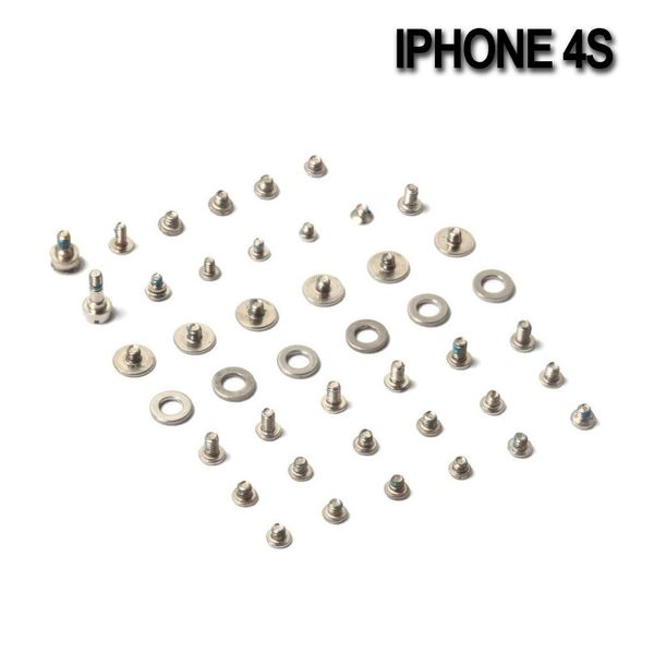 iPhone 4 Screw Kit 4G GSM A1332 Assembly Full Complete Set