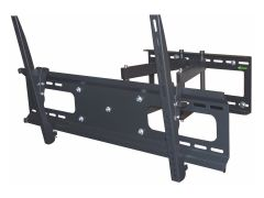 Mount - Full-Motion Wall Mount Bracket (Max 132Lbs, 37 - 70 inch)