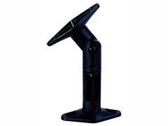 Mount - Adjustable 10 lb. Capacity Speaker Wall Mount Brackets (Pair), Black