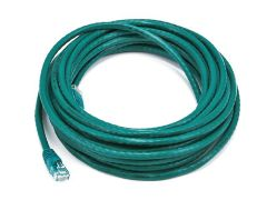 Cable - Cat5e 25ft UTP Ethernet Green