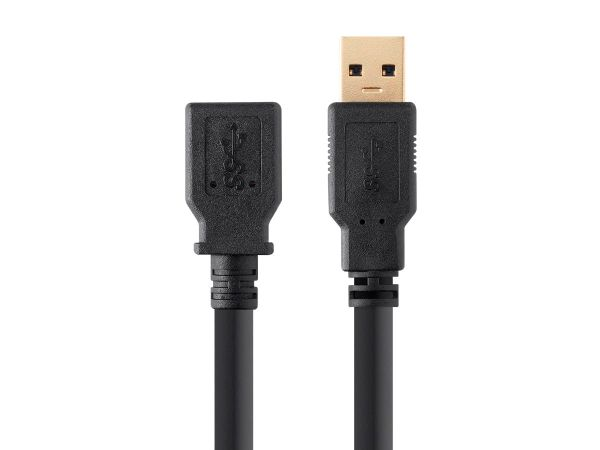 Cable - Select Series USB 3.0 A to A Female Extension Cable, 6ft