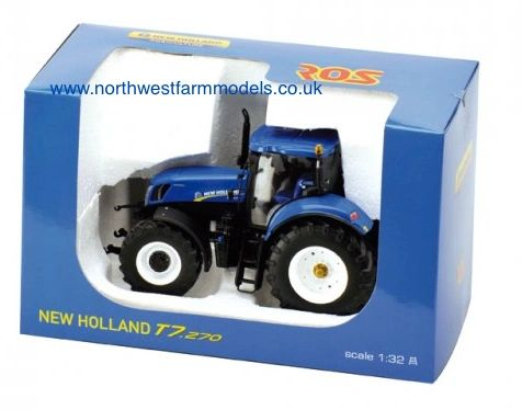 ROS 1/32 New Holland T7.270 Tractor