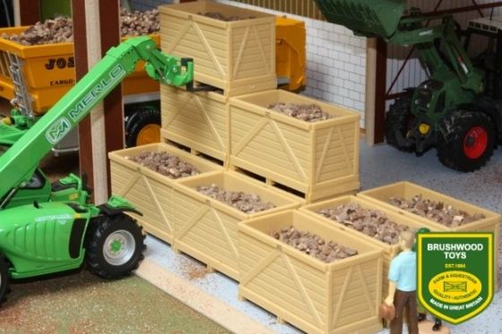 BRUSHWOOD TOYS POTATO BOXES BT2079