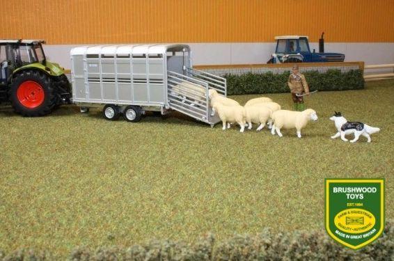 BRUSHWOOD TOYS AUTUMN GRASS FIELD BT2083