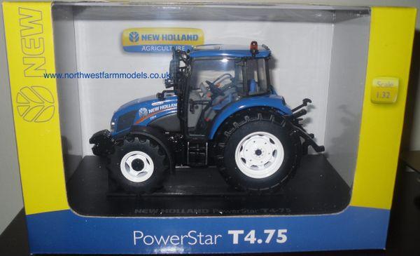 UH4147 Universal Hobbies 1/32 New Holland T4.75 PowerStar Tractor