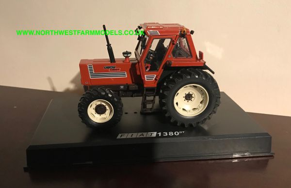 REPLICAGRI 1:32 SCALE FIAT 1380DT 4WD MODEL TRACTOR
