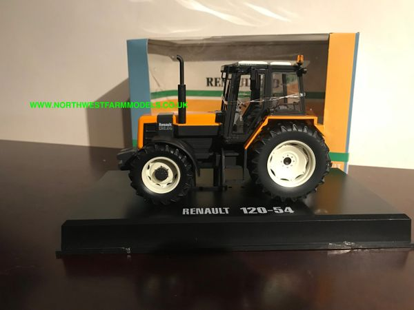 REPLICAGRI 1:32 SCALE RENAULT 120-54TZ 4WD TRACTOR
