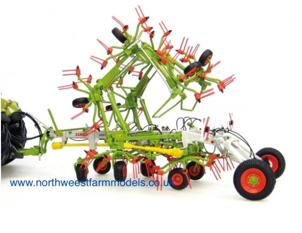 UH2749 CLAAS Volto 1320T Swather/Tedder