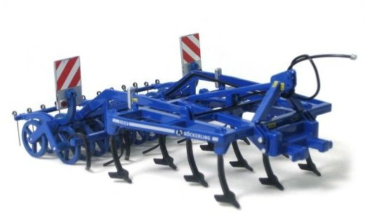 REPLICAGRI 1:32 SCALE KOCKERLING TRIO 300 CULTIVATOR DIECAST MODEL
