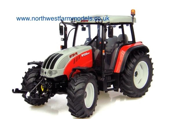UH2975 1/32 Steyr 9105 MT Tractor
