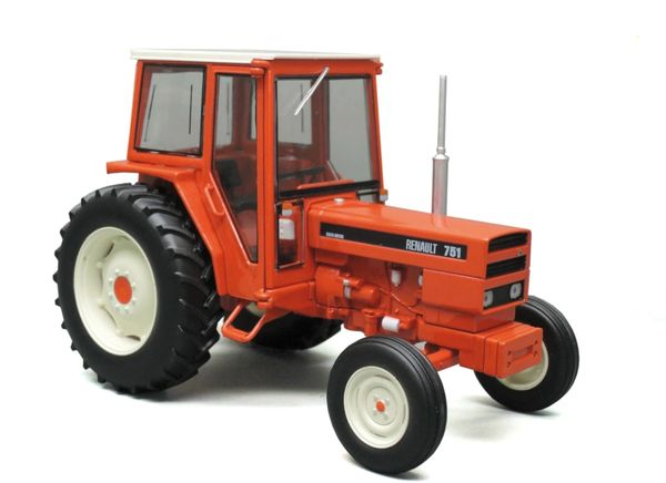 REPLICAGRI 1:32 SCALE RENAULT 751 2WD MODEL TRACTOR