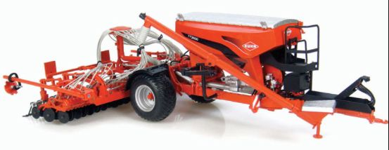 UH4128 1/32 Universal Hobbies Kuhn TT 3500 Trailed Drill/Planter