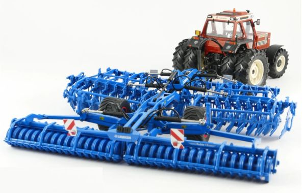 ROS 60155 1:32 SCALE LEMKEN RUBIN 12M COMPACT DISC HARROWS **NEW**