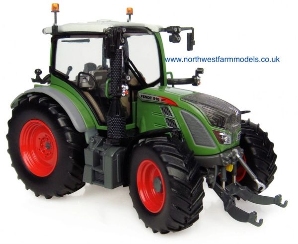 UH4117 Universal Hobbies 1/32 Fendt 516 Vario Model Tractor