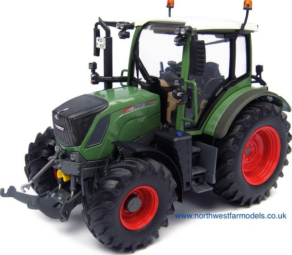 UH4852 Universal Hobbies1/32 Fendt 313 Vario Model Tractor