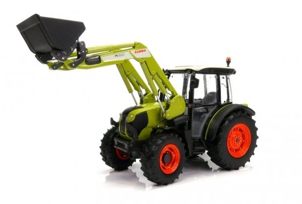 MARGE MODELS 1:32 SCALE CLAAS ELIOS 230 WITH LOADER