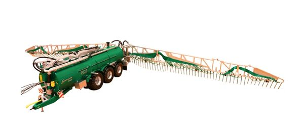 **BRAND NEW** ROS 602328 SAMSON PG II TRIPLE AXLE SLURRY TANKER WITH DRIBBLE BAR 1:32 SCALE