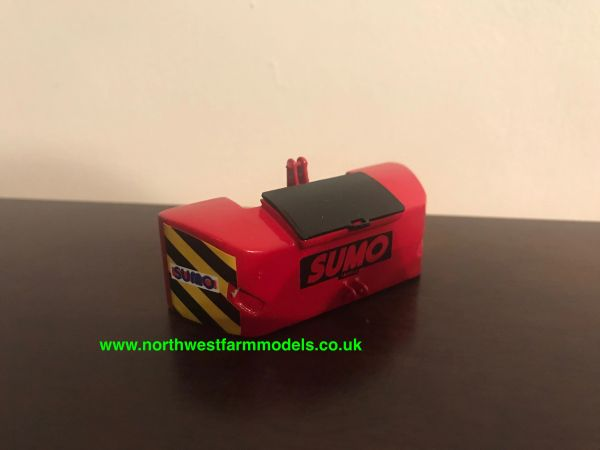 1:32 SCALE SUMO FRONT WEIGHT (RED)