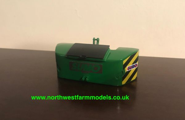 1:32 SCALE SUMO FRONT WEIGHT (GREEN)