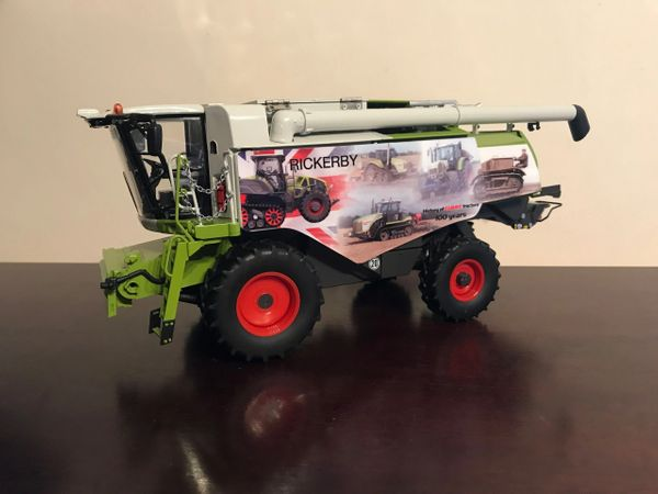 WIKING 1:32 SCALE RICKERBY SHOW MODEL 2018 CLAAS TUCANO 570 COMBINE HARVESTER
