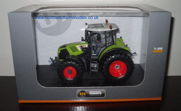 UH4250 Universal Hobbies 1/32 CLAAS ARION 540 Model Tractor
